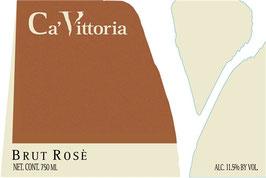 Prosecco Rosé brut DOC, Vittoria
