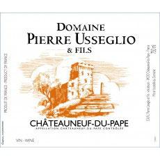 2009 Châteauneuf du Pape Cuvée Tradition, Usseglio