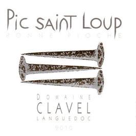 2018 Coteaux du Languedoc Bonne Pioche Pic Saint Loup, Clavel