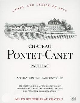 2011 Château Pontet Canet