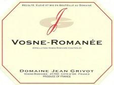 2014 Vosne Romaneé AC, Grivot
