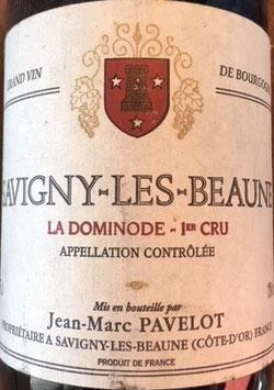 1997 Savigny-les-Beaune La Dominode 1er Cru, Pavelot