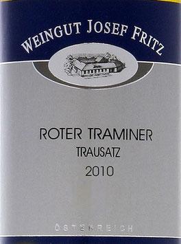 2016 Roter Traminer Trausatz, Fritz