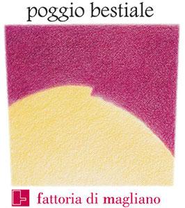 2014 Poggio bestiale Maremma DOC, Magliano
