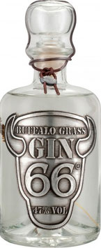 Buffalo Grass 66 Gin 0,5 l Flasche