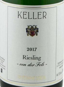 2018 Riesling von der Fels QbA trocken, Keller