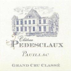 2016 Château Pedesclaux