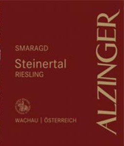 2019 Riesling Smaragd Ried Steinertal, Alzinger