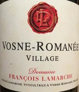 2012 Vosne Romanée Village, Lamarche