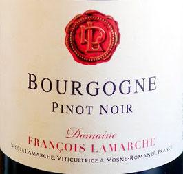 2016 Bourgogne rouge, Lamarche