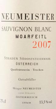 2008 Sauvignon blanc Moarfeitl Großes STK Lage, Neumeister