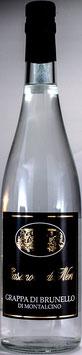 Grappa Brunello di Montalcino 0,7 l Flasche, Casanova