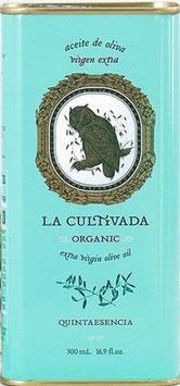 Olio di oliva extra virgin, 0,5 l  Dose, La Cultivada