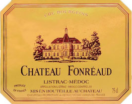 2015 Château Fonréaud