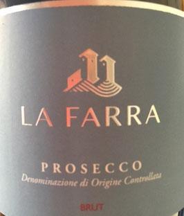 2018 Prosecco Treviso Millesimato brut DOC, La Farra