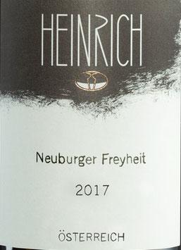 2017 Neuburger Freyheit (Naturwein), Heinrich