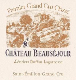 2013 Château Beausejour Duffau