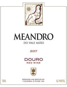2018 Meandro, Vale Meao