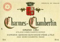 1996 Charmes Chambertin Grand Cru, Rousseau