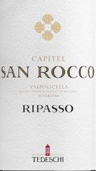 2017 Valpolicella Superiore Ripasso Capitel San Rocco, Tedeschi