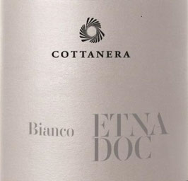 2018 Etna bianco DOC, Cottanera