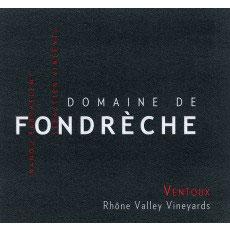 2019 Côtes du Ventoux Domaine de Fondreche, Fondreche