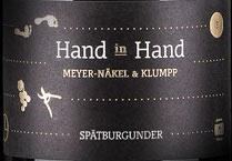 2018 Spätburgunder Hand in Hand, Klumpp & Meyer-Näkel