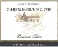 2014 Château La Grande Clotte blanc