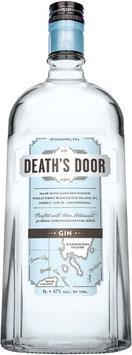 Death´s Door American dry Gin 0,7 l Flasche