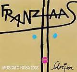 2007 Moscato rosa süß, 0,375 l Flasche, Haas