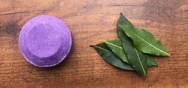 festes Haarshampoo Lavendel