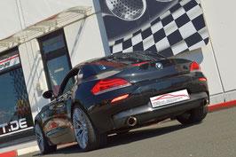 FMS Duplex-Sportendschalldämpfer BMW Z4 E89