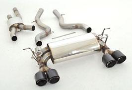 FMS Sportabgasanlage BMW F80 / F82 M3 M4 70mm Edelstahl