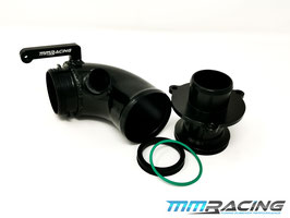 MMR Turbo Inlet Pipe und Turbo Outlet MQB VAG 1.8 / 2.0 TSI EA888 Gen. 3 Golf 7 GTI + R