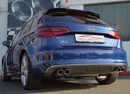 FMS Sportabgasanlage Audi A3 8V Sportback Quattro