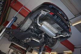FMS Sportabgasanlage mit Klappensteuerung KIA ProCeed GT (CD) 1.6 Turbo
