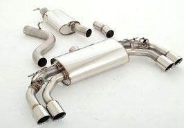 FMS Sportabgasanlage Audi S3 8V Sportback Quattro