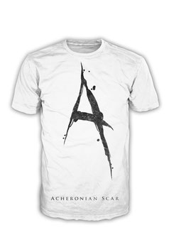 Shirt A-Logo White