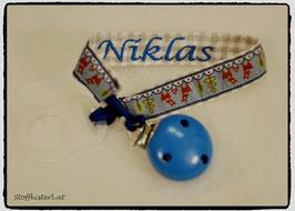 Schnullerband Niklas