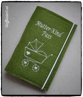 Mutter-Kind-Pass Hülle KINDERWAGEN