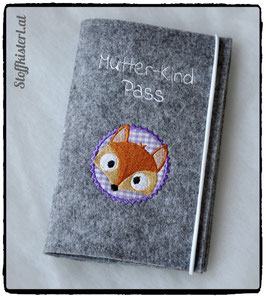 Mutter-Kind-Pass Hülle Fuchs