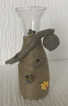 Vase/Bienen