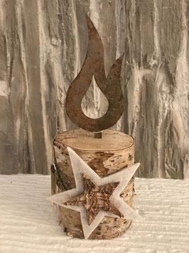 Kerze Stern