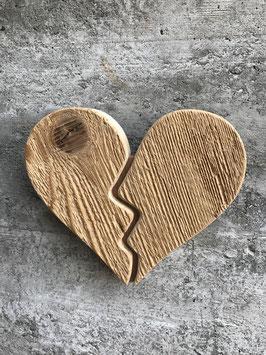 Herz mit Bucheplitz