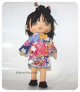 Miko, poupée d'art