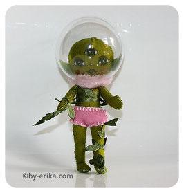 Pinky l'alien, poupée d'art