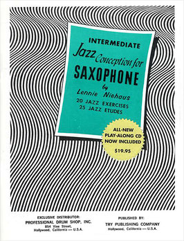 Niehaus - intermediate Jazz Conception (incl. CD)