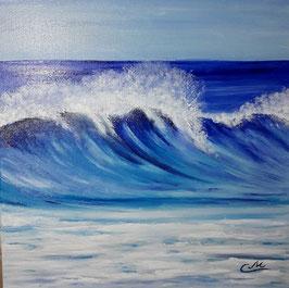 Dem Klang der Wellen lauschen