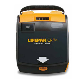 LIFEPAK CR Plus Defibrillator, Vollautomat
