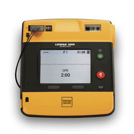 LIFEPAK 1000 Defibrillator mit EKG